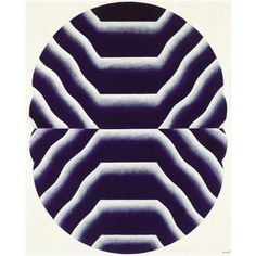 Kumi Sugai - LA PLANÈTE SATURNE, 1964, oil on canvas