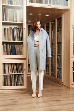 ÁERON Fall Winter 2014, Duster Coat, Normcore, Jackets, Coats, Design, Life, Style, Fashion