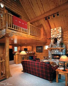 ...... i want to live in a modest log cabin in the mountains or in Montana or someplace cold and wonderful where snuggling up and reading ranks right up there with cross country skiing and hiking.  Ahhhh.