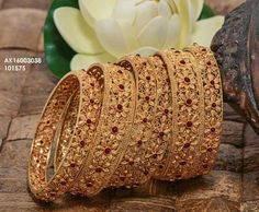 To buy please WhatsApp on 9703870603 Gold Bangles Design, Gold Jewellery Design, Gold Jewelry, Jewlery, Rajputi Jewellery, Gold Bangle Bracelet, Stylish Jewelry, Jewelry Patterns, Wedding Jewelry