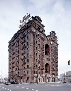 Divine Lorraine Hotel by James Singewald Photography