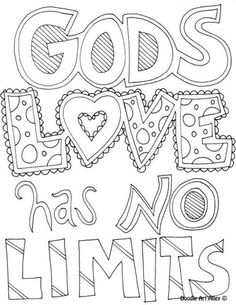 religious quotes coloring pages - lots of neat quotes to color and use as decor, or let the kids color them. Love Coloring Pages, Adult Coloring Pages, Coloring Pages For Kids, Coloring Sheets, Coloring Books, Kids Coloring, Free Coloring, Sunday School Coloring Pages, Doodle Coloring