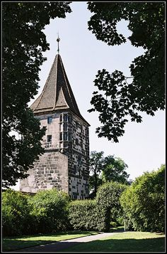 Castle Gardens - Nuremberg, Bayern, Germany Copyright: Aleksander Liebert