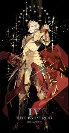 Gilgamesh And Enkidu, Gilgamesh Fate, Character Inspiration, Character Art, Character Design, Fate Zero Kiritsugu, Pen & Paper, Fate Stay Night Series, Fate Characters