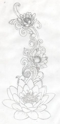 Lotus Tatoo - This was an element that we discussed that would be the base of the tattoo. Something we did not talk about was my inner arm.  I would love if we can pull something like this in.   The filigree in this drawing is calling to me. I would love to replace the bold dark lines around the upper fore arm in the original lion tattoo with the lotus and filigree leading into my inner arm.