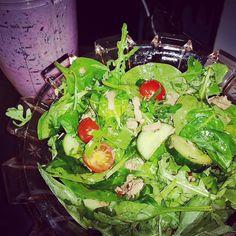 #salad #fitness  #Nottingham #mma #taekwondo #lowcarb #lifestyle by hachem1