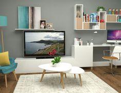 Extension de maison   Maison & Vous Cout Extension Maison, Architecture, Office Desk, Furniture, Home Decor, Arquitetura, Desk Office, Decoration Home, Desk