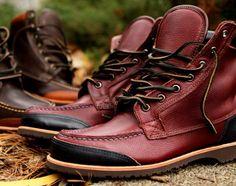 Ronnie Fieg x Sebago Bergen & King's Point Boots – Fall/Winter 2012