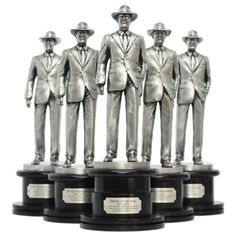Custom-designed bronze or pewter awards and trophies, sculptural awards. Custom Golf, Corporate, Entertainment and Sport Awards.