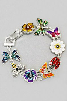Secret Garden Bracelet,,Beautiful