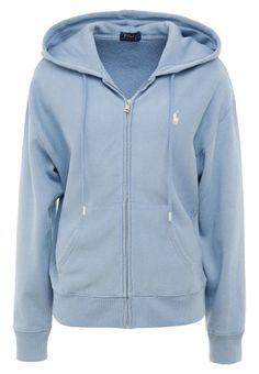 low priced e0a0f b2c10 Polo Ralph Lauren Zip-up hoodie - channel blue - Zalando.co.uk