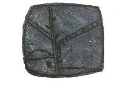 Tray made with lapillus and Vesuvian stone / Vassoio in lapilli e pietra vesuviana / Plateau en lapilli et pierre du Vésuve #deco #maison #decoration #home #design #interior #EmblemaOpificio