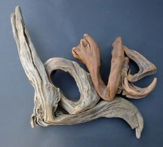 Driftwood Love Sign