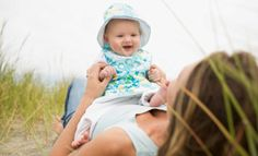 Your baby at 4 months old #childdevelopment #babies