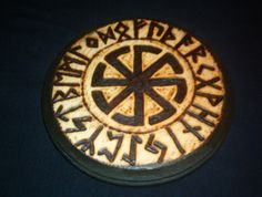 Runic Wheel by on DeviantArt