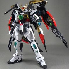 Custom Build: HGBF 1/144 Wing Gundam Zero Honoo [Blaze Warrior] - Gundam Kits Collection News and Reviews