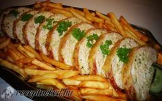 Érdekel a receptje? Meat Recipes, Cooking Recipes, Chicken Recepies, Cold Dishes, Hungarian Recipes, Comfort Food, Diy Food, Food Pictures, Foodies