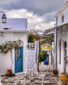 greece | paros | lefkes village