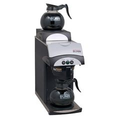 BUNN 392 Gourmet Pourover Coffee Brewer with Two Warmers Bunn http://www.amazon.com/dp/B00595K826/ref=cm_sw_r_pi_dp_dH19tb0471D2B
