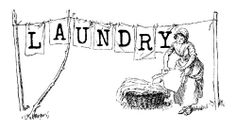 "Laundry Room Art Free | For free printables of "" Laundry Room Labels "", visit my sister site ."