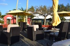 The Waterlot Inn, Bermuda...if I could, I would fly there for dinner and back...