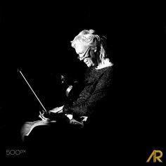 violinist - Shot at 18th Suzuki Days in Tychy (Silesia, Poland).