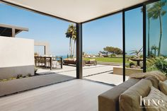 Point of View: A Pacific Palisades House Connects With Its Site | LUXE Source