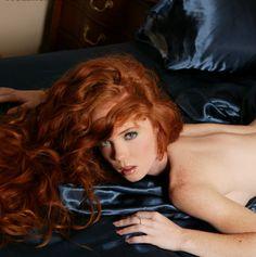Heather Carolin on silk