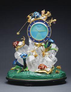 Gerd Dor Magical Fairytale Garden Clock | Lot | Sotheby's