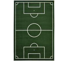 Buy Maestro Football Pitch Rug - at Argos. Boys Football Bedroom, Football Boys, Avengers Bedroom, Football Pitch, Rugs And Mats, Bedroom Themes, Argos, Home Furnishings, Kids Rugs