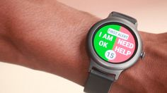 RightMinder turns an Android smartwatch or phone into a Fall Detection or First Alert device in emergencies.