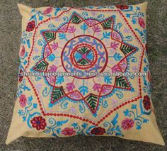 Bohemian cushion cover
