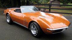 Catch a glimpse of ultimate 1970 Corvette LT1 Convertible