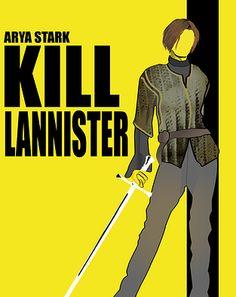 kill lannister (less)
