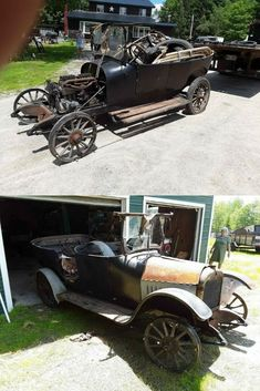 1917 Oakland Six [Needs Restoring] Cars For Sale, Touring, Antique Cars, Restoration, United States, The Unit, War, Vintage Cars, Cars For Sell