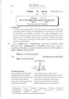 Maklári Tamás - Német nyelvtani ABC Middle School Supplies, Der Bus, German, Animales, Learn German, Grammar, Teachers, Deutsch, German Language