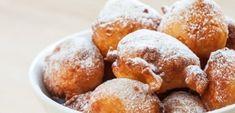 Te presentamos una riquísima receta, buñuelos rellenos con dulce de leche, para que disfrutes a la hora de la merienda.