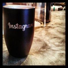 Innate's custom 8oz Instagram Doppio, completed with chai. Happy winter! Follow us on Instagram: @Innate