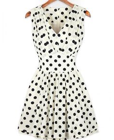 Vestido vintage de bolinhas anos 60 (1)-500x612.jpg (500×612)