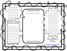 Free Printable Character Trait Chart
