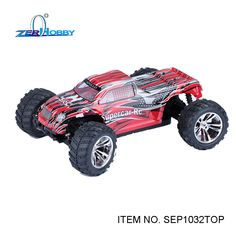 Rc Car Hobby Toy 1/10 Scale Electric Power Remote Control Car Brushless High Speed 4WD Off Road Monster Truck (Model SEP1032TOP)