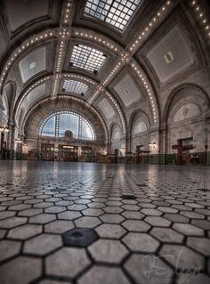 Union Station - Grand Hall, Seattle, WA