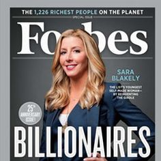 La favola di Sara Blakely la regina delle pancere: da nullatenente a miliardaria