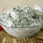 Anna's Recipe Collection: Spinach Dip with Water Chestnuts