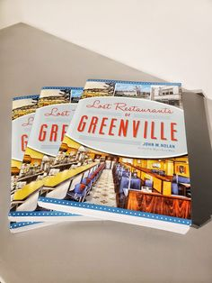Lost Restaurants of Greenville by John M. Nolan preserves the stories of 28 of the city's pioneering restaurants like Charlie's Steakhouse, Vince Perone's & Bistro Europa. Preserves, Restaurants, Lost, City, Cities, Preserve, Restaurant, Diners
