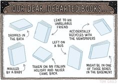 Our Dear, Departed Books ... - The New Yorker