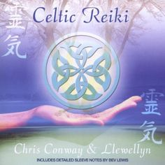 Celtic Reiki CD by Chris Conway and Llewellyn • Celtic Reiki is a beautiful type of Reiki that uses vibrations from the Earth and certain types of trees and plants to create energies ideal for healing. This cd can also be used for Usui Reiki, healing treatments, and a wide range of therapies, including massage, aromatherapy, meditation, and yoga. $14.98