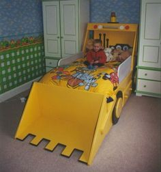 Another construction bed for Sam