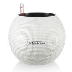 LECHUZA-PURO Color 20 white All-in-One Set