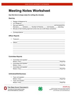 free meeting how to create a meeting download this meeting template now